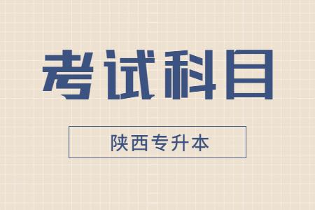2021年陕西省专升本